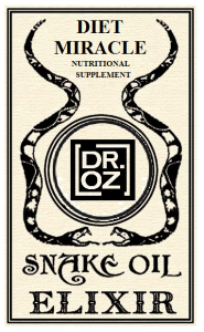 Bimodal IT and other Snake Oil. Photo Credit: Mike Licht, NotionsCapital.com via Compfight cc