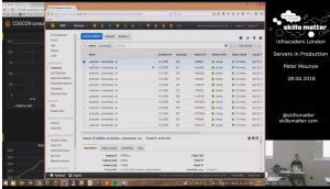 Servers in Production, April 2016 - Peter Mounce